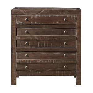 Modus International Townsend-M 3-Drawer Nightstand