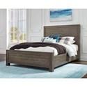 Modus International William Queen Panel Bed - Item Number: FYBVA5
