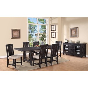 Modus International Yosemite Casual Dining Room Group