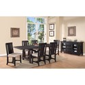 Modus International Yosemite Formal Dining Room Group - Item Number: 790 Dining Room Group 2