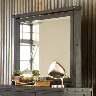 Modus International Yosemite Cafe Mirror - Item Number: 7YC983