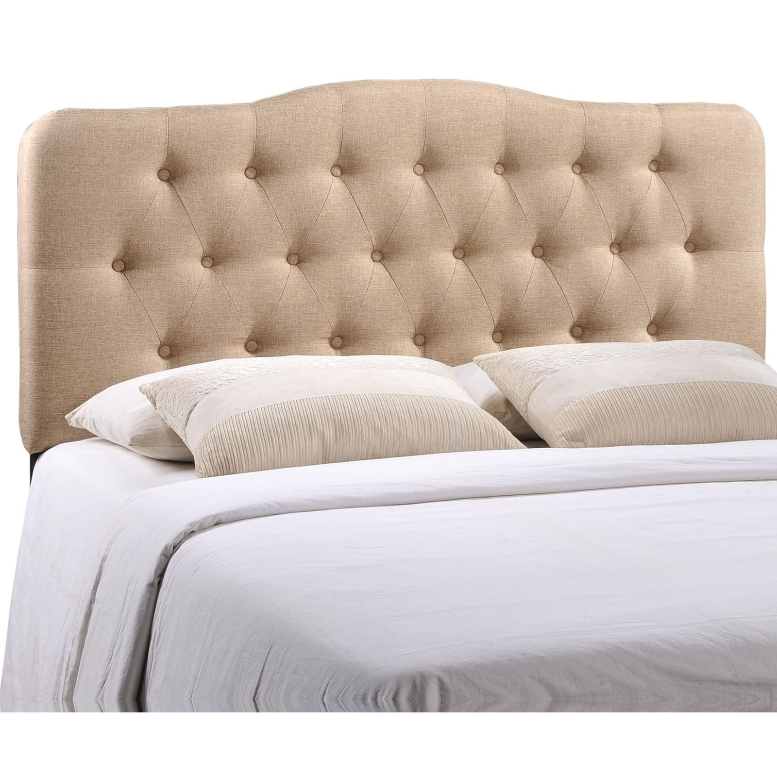 Annabel Queen Upholstered Headboard by Modway at Value City Furniture