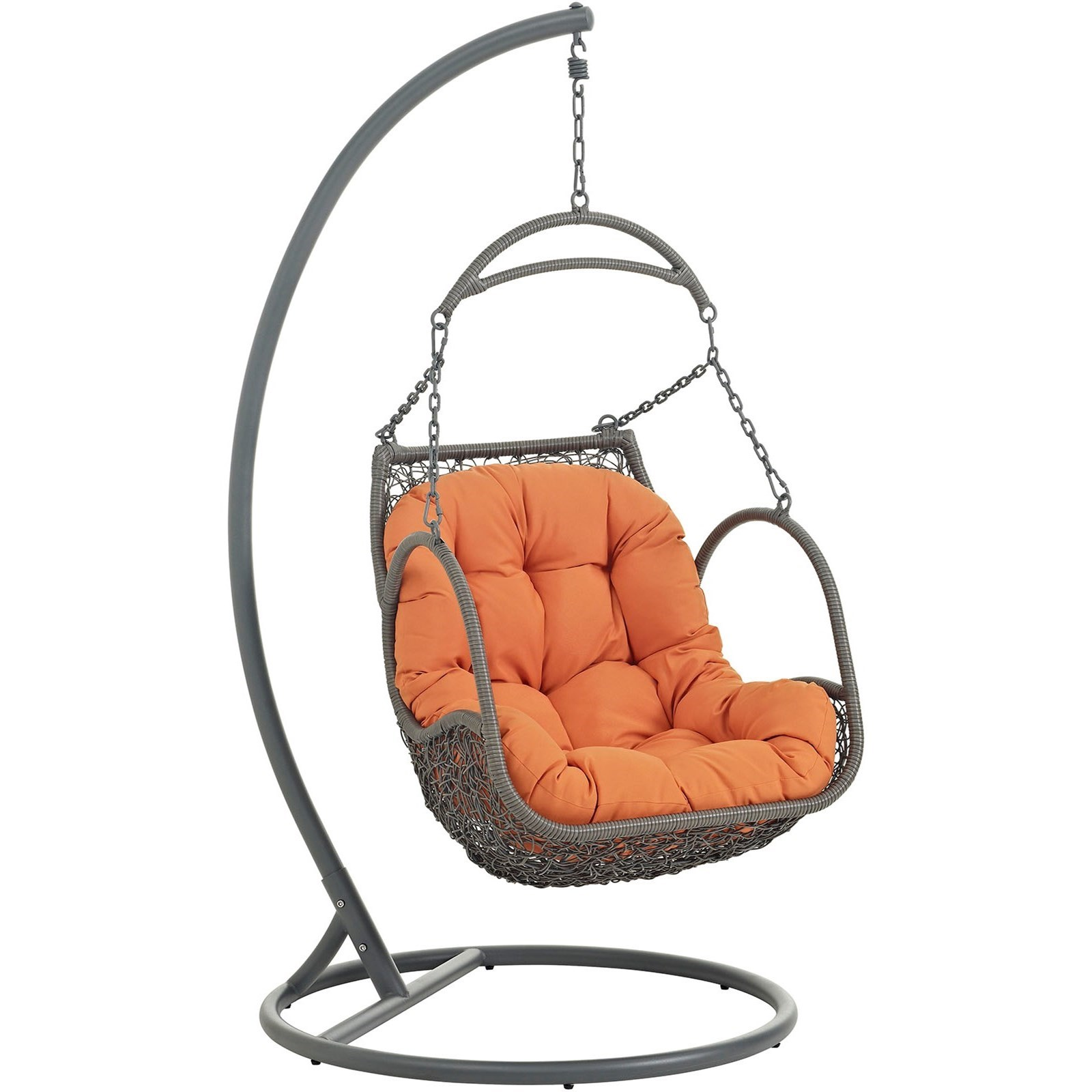 Outdoor Patio Wood Swing