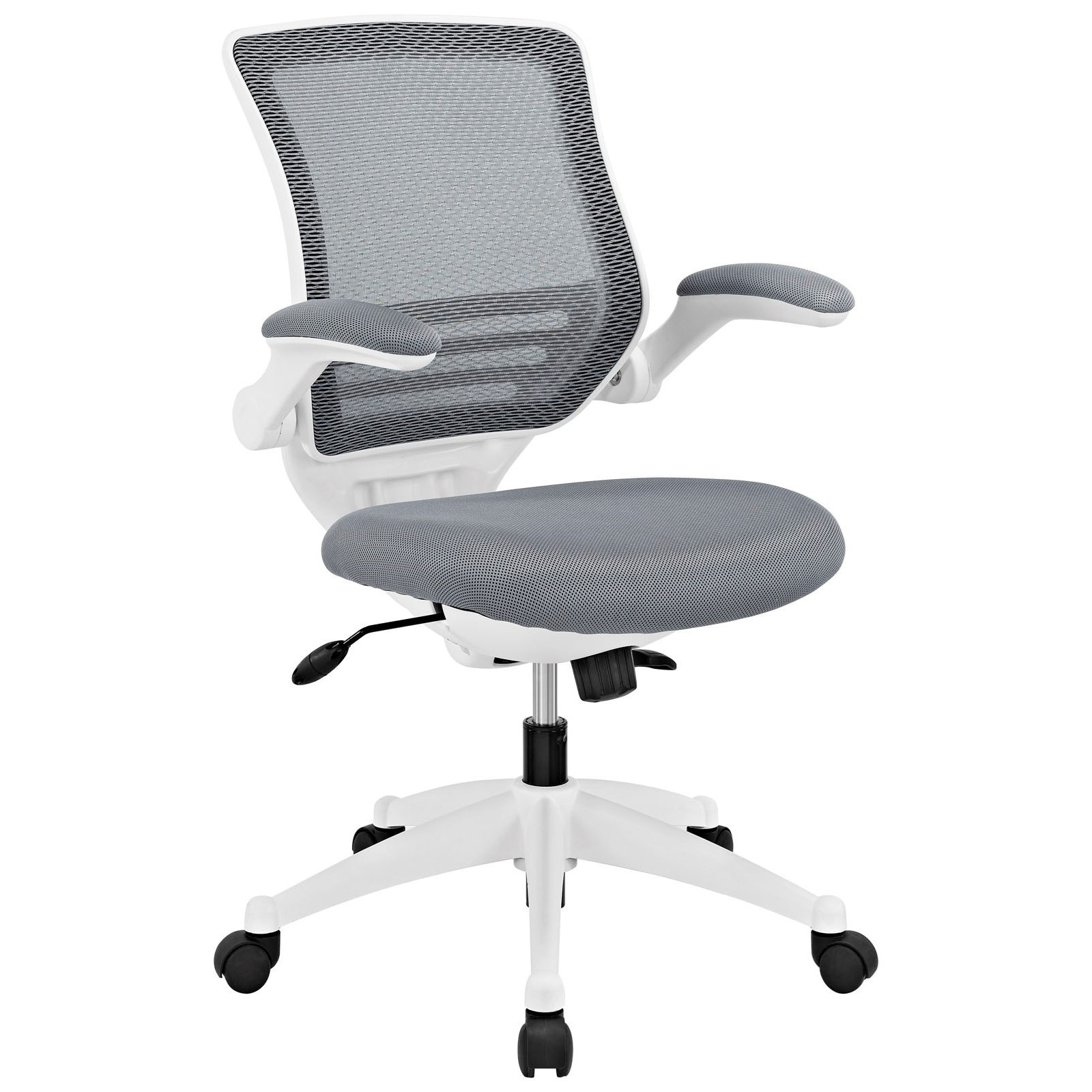 White Base Office Chair