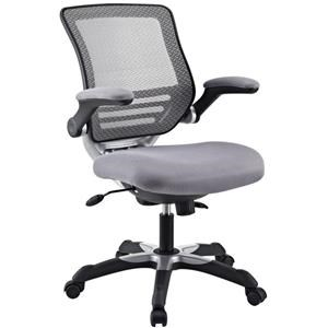 Edge Drafting Chair In Gray