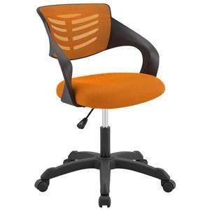 Thrive Mesh Office Chair In Orange