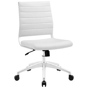 Armless Office Chair
