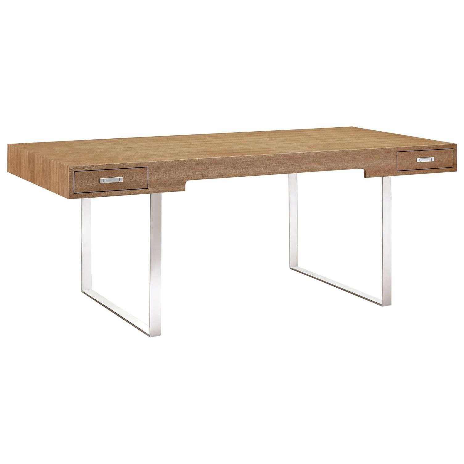 Office table with drawers Shape Office Desk Value City Furniture Modway Tinker Modern Office Desk With Drawers Value City Furniture