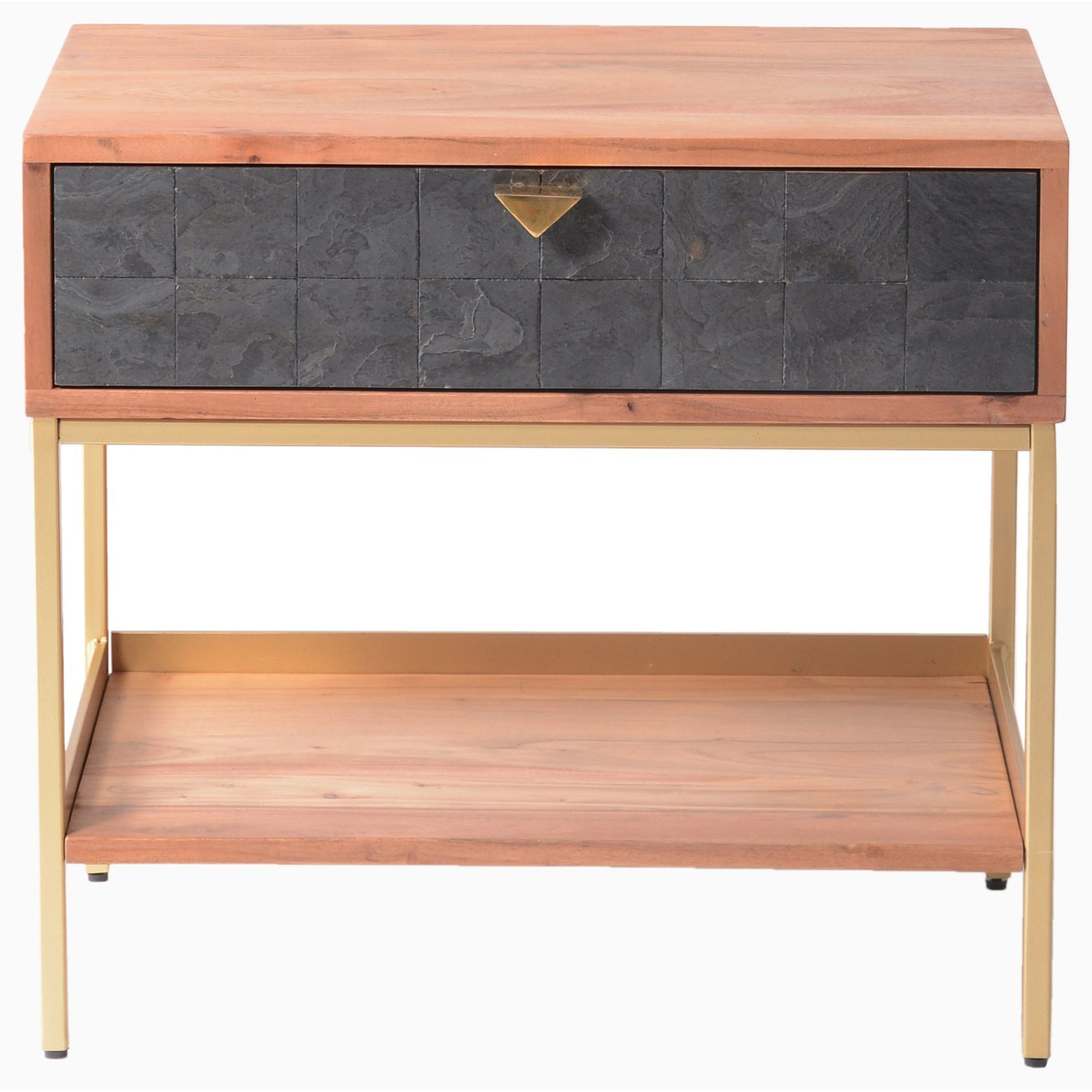 Alessio Nightstand by Moe's Home Collection at Fashion Furniture