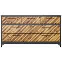 Moe's Home Collection Almada Dresser - Item Number: VX-1044-37