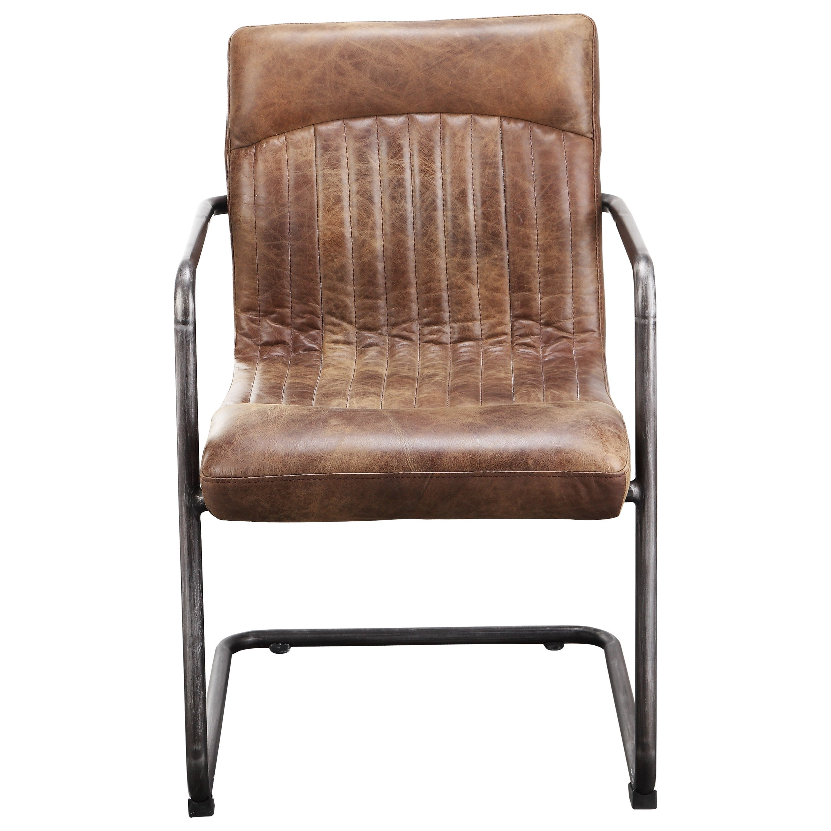 Arm Chair - Light Brown