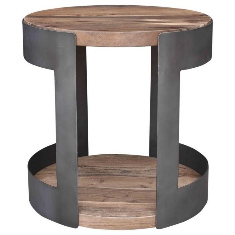 Moe's Home Collection April Side Table - Item Number: VE-1035-03