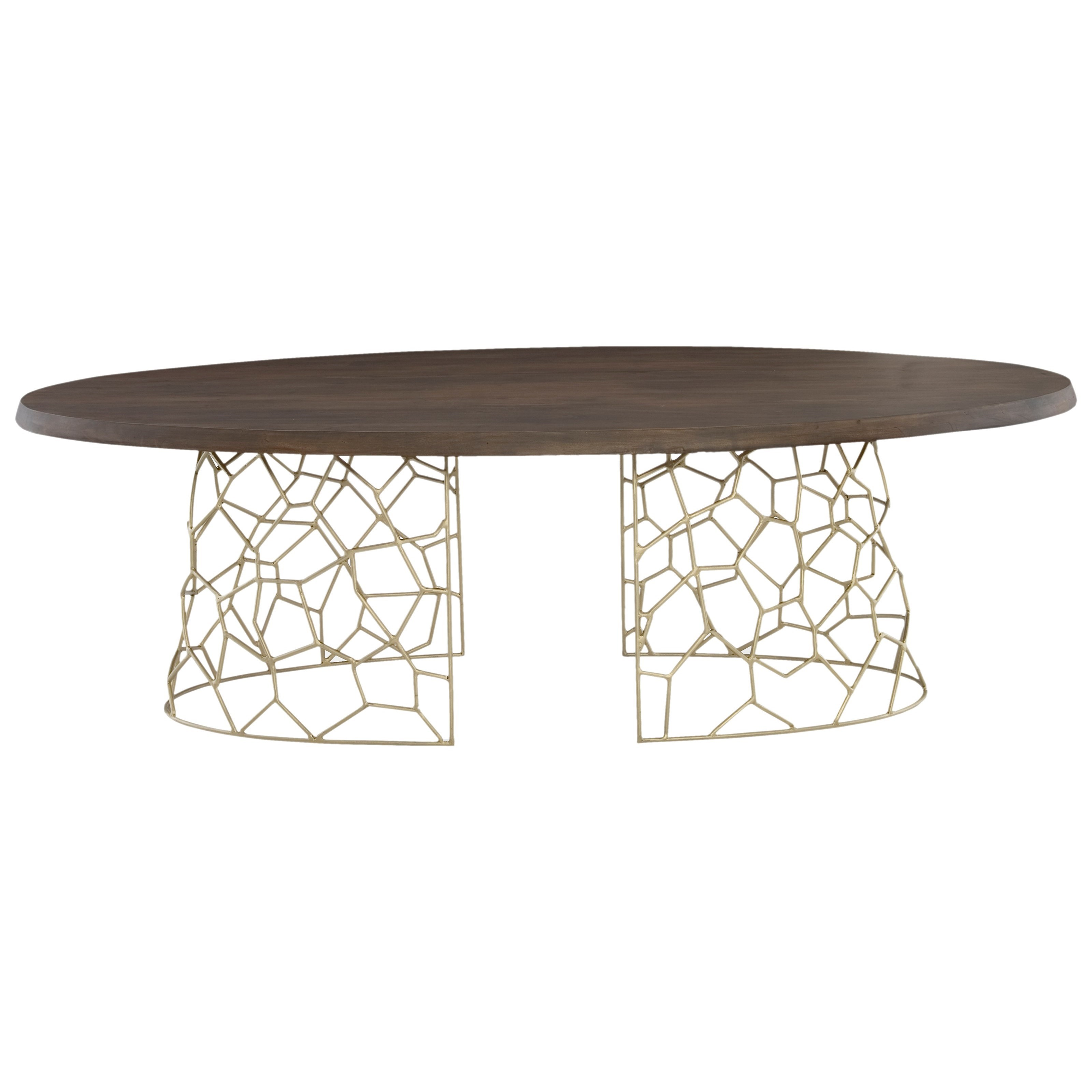Moe's Home Collection Ario  Dining Table   - Item Number: LX-1045-03