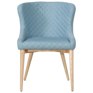 Moe's Home Collection Arturo  Dining Chair Light Green