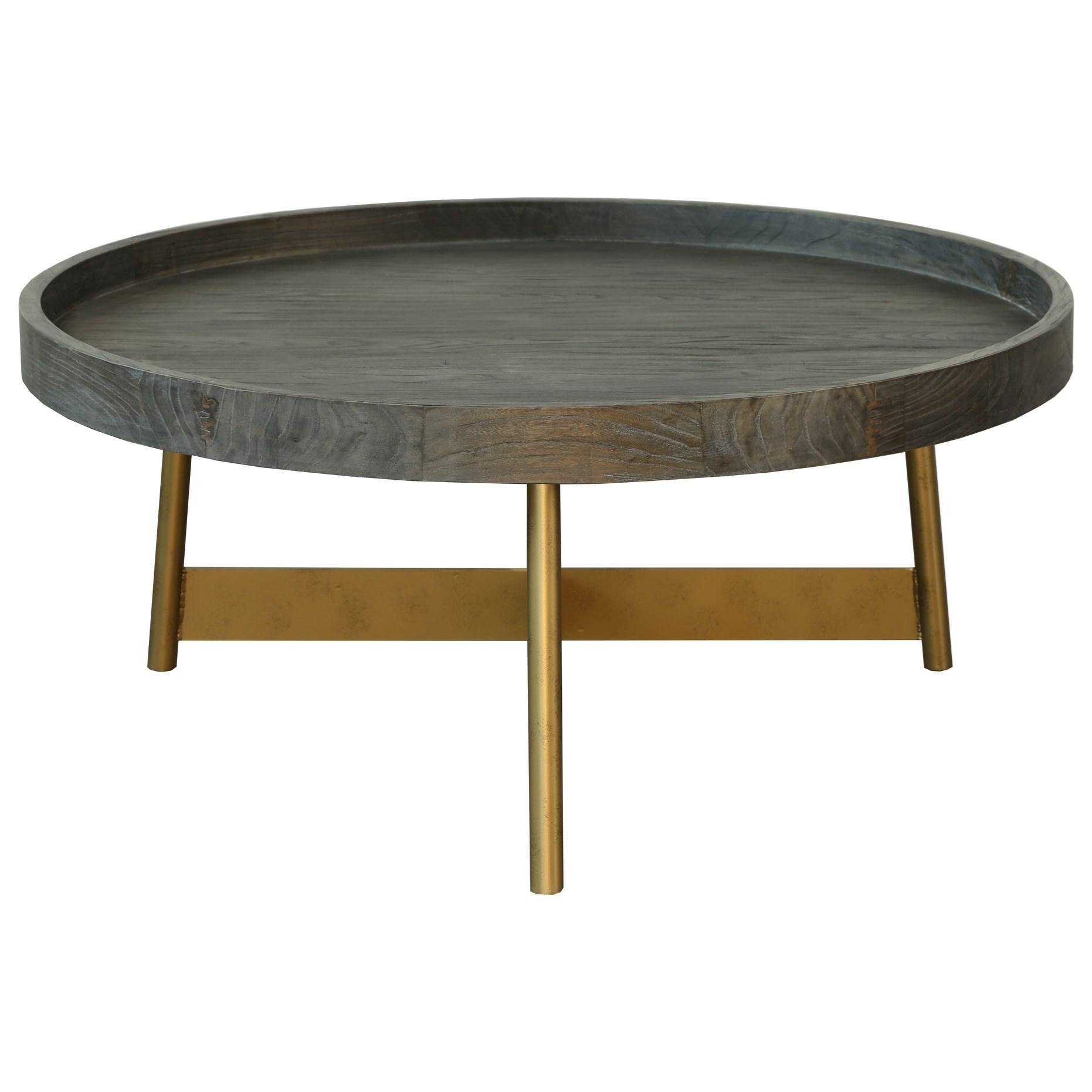Tray Edge Coffee Table