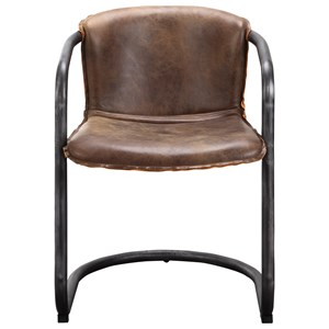 Dining Chair - Light Brown