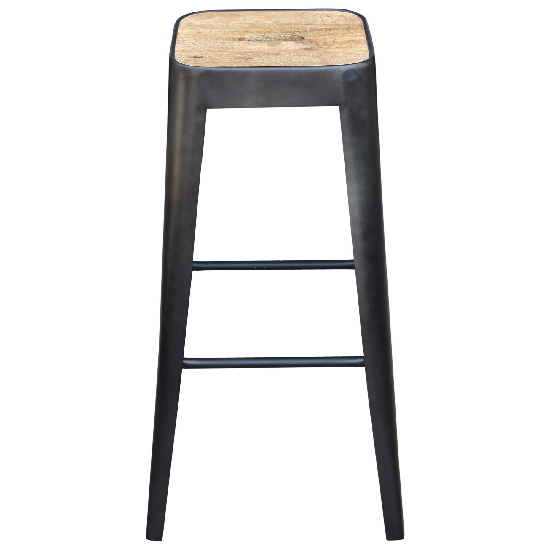 Iron Counter Stool