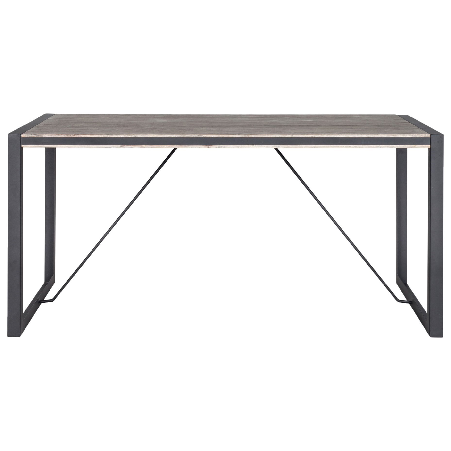 Small Industrial Dining Table