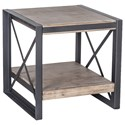 Moe's Home Collection Bronx Side Table - Item Number: VX-1008-21