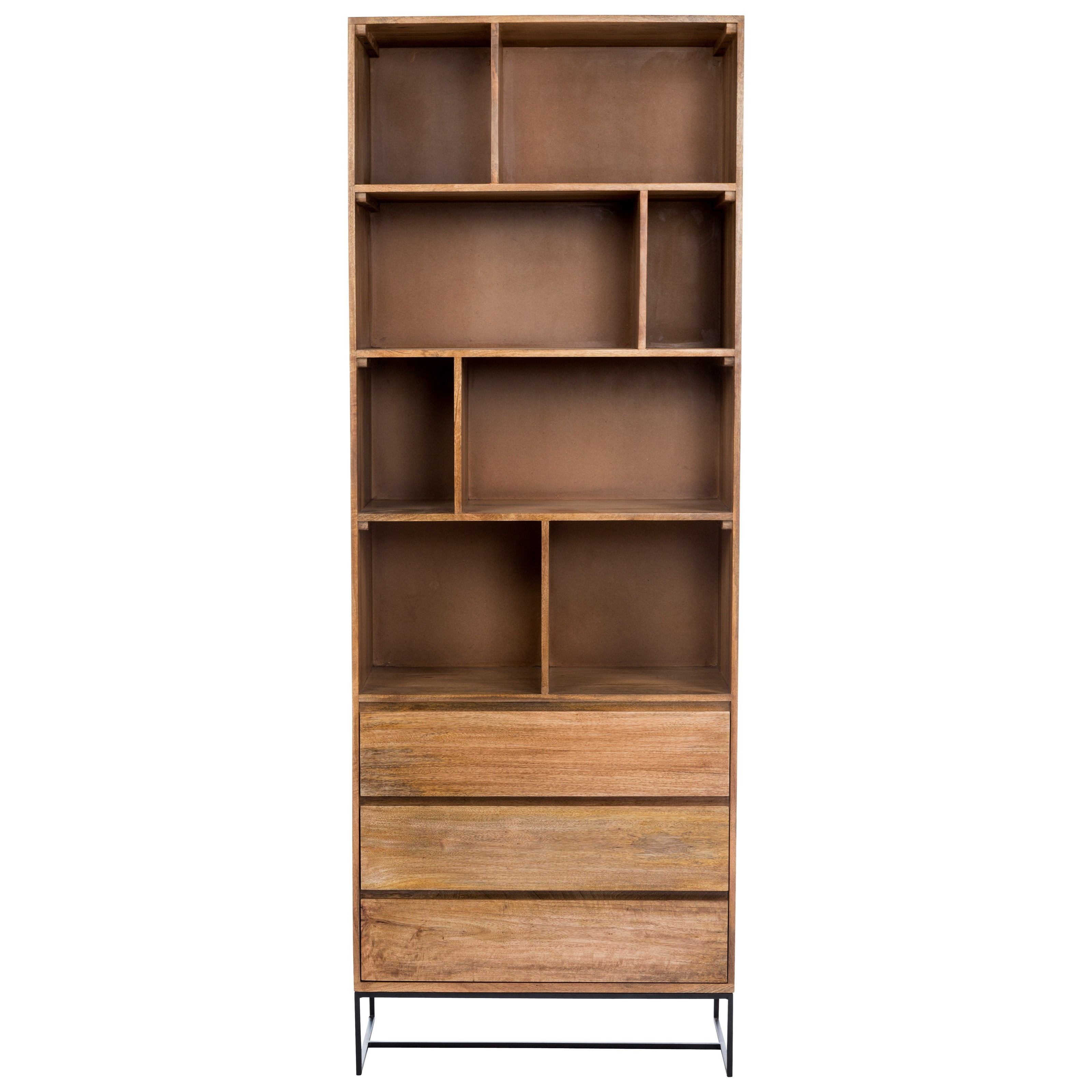 Colvin Bookcase by Moe's Home Collection at Stoney Creek Furniture