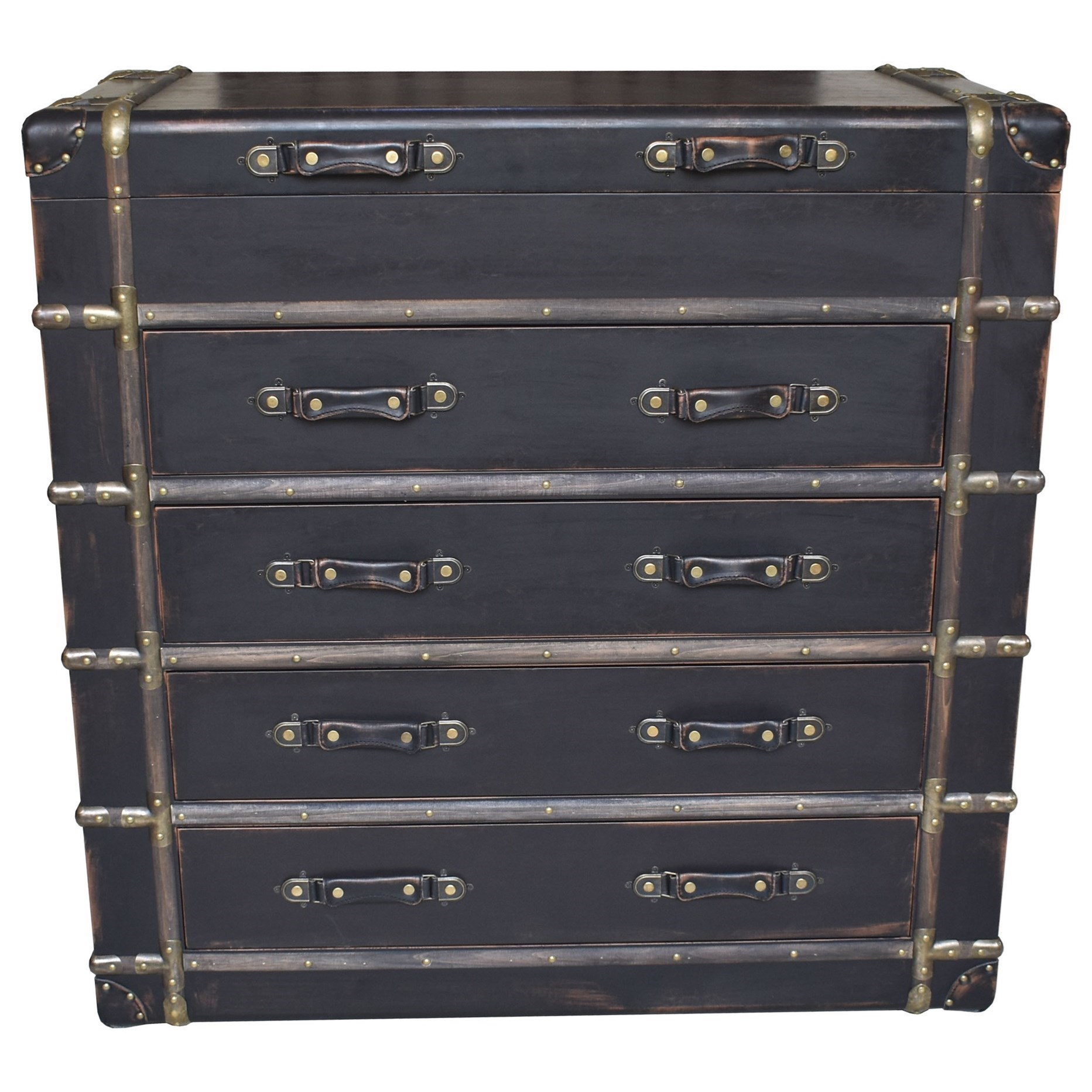 Davy Jones Chest by Moe's Home Collection at Stoney Creek Furniture