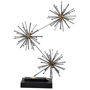 Moe's Home Collection Decorative Accessories Spike Sculpture