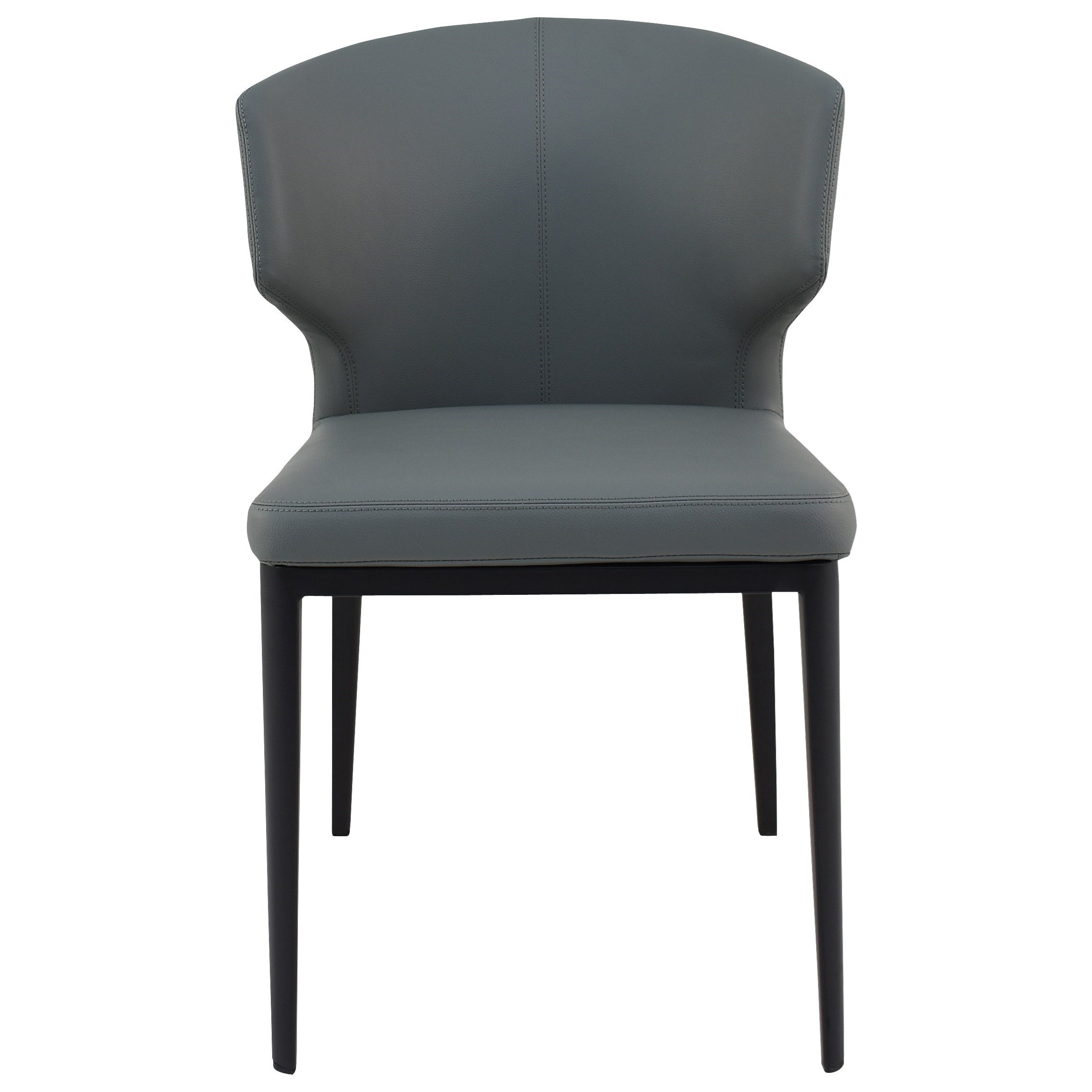 Delaney Contemporary Side Chair by Moe's Home Collection at Stoney Creek Furniture