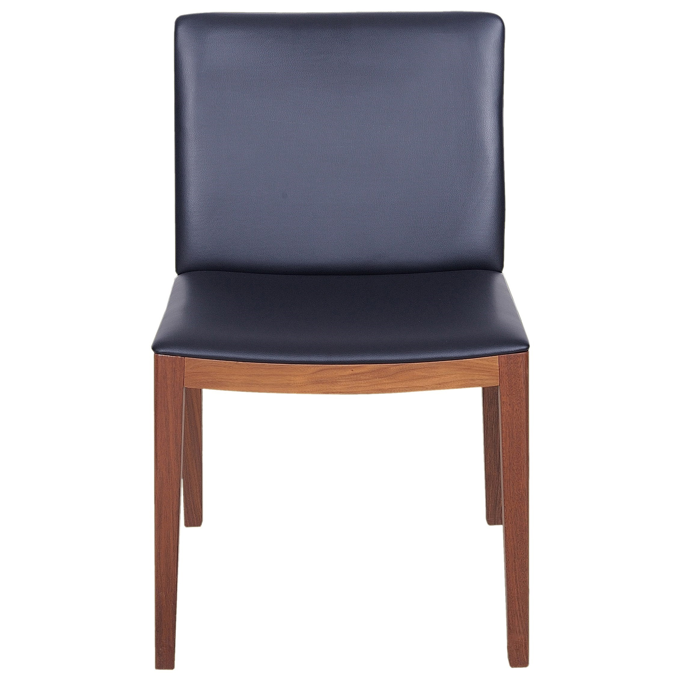 moe's home collection dining chairs monico dining chair black  - moe's home collection dining chairs monico dining chair black  itemnumber cb