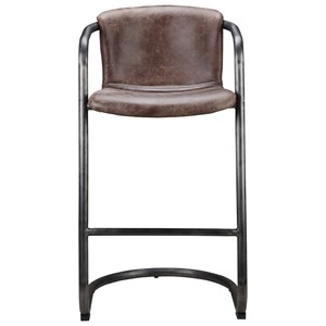 Moe's Home Collection Dining Chairs Freeman Bar Stool