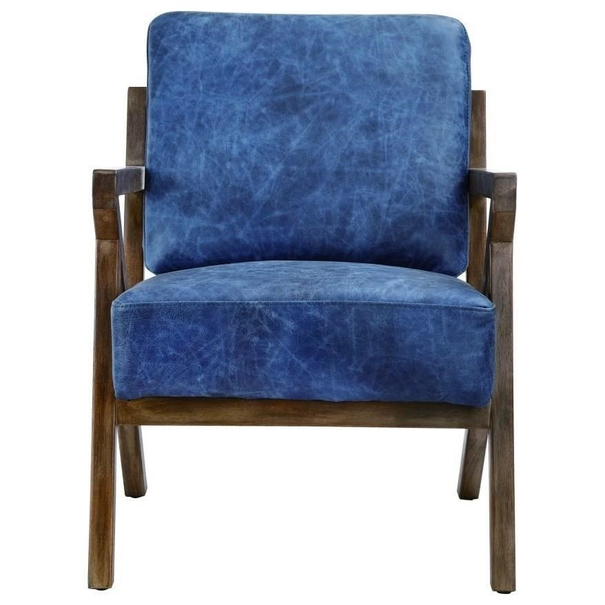 Drexel Arm Chair by Moe's Home Collection at Stoney Creek Furniture