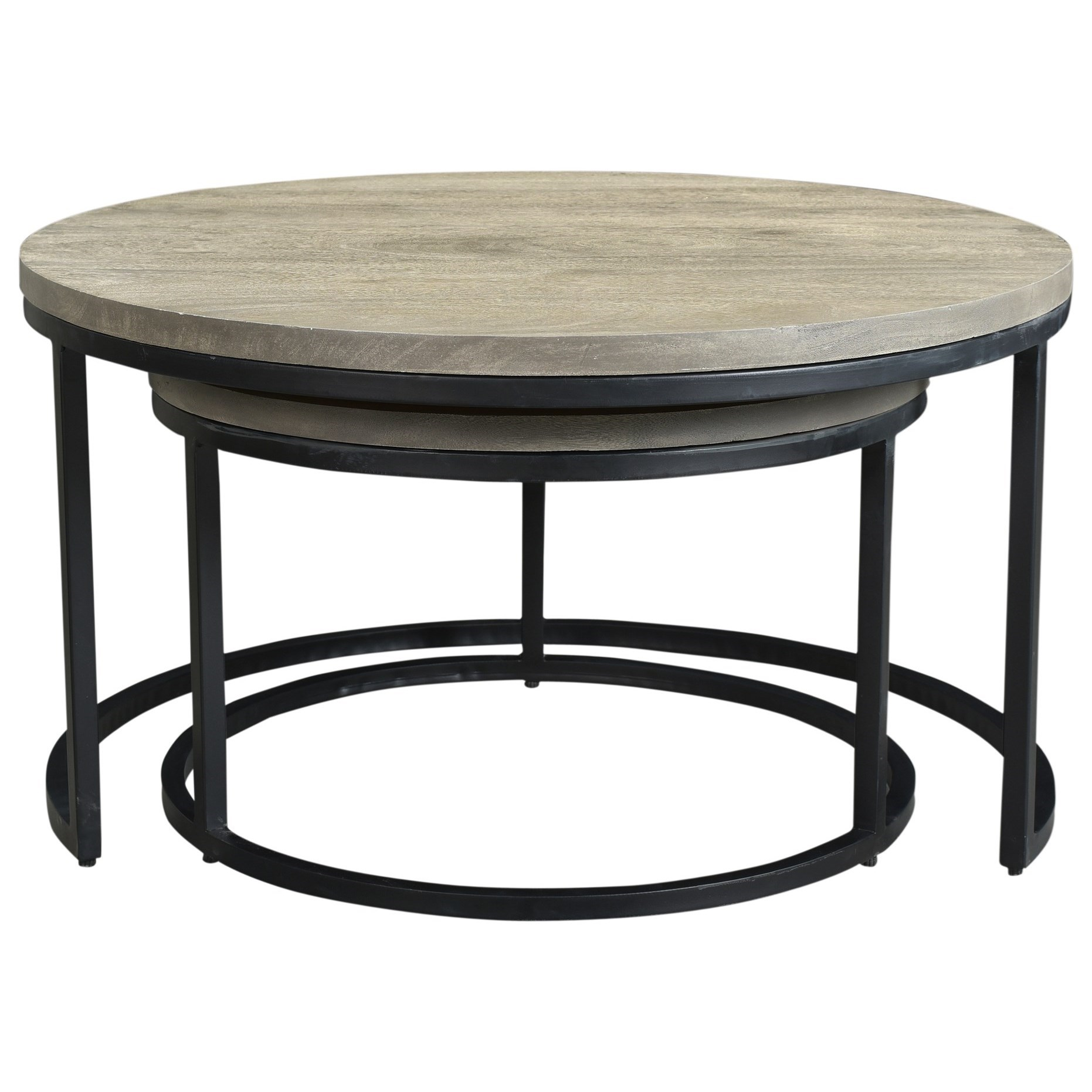 Drey Nesting Coffee Tables by Moe's Home Collection at Stoney Creek Furniture