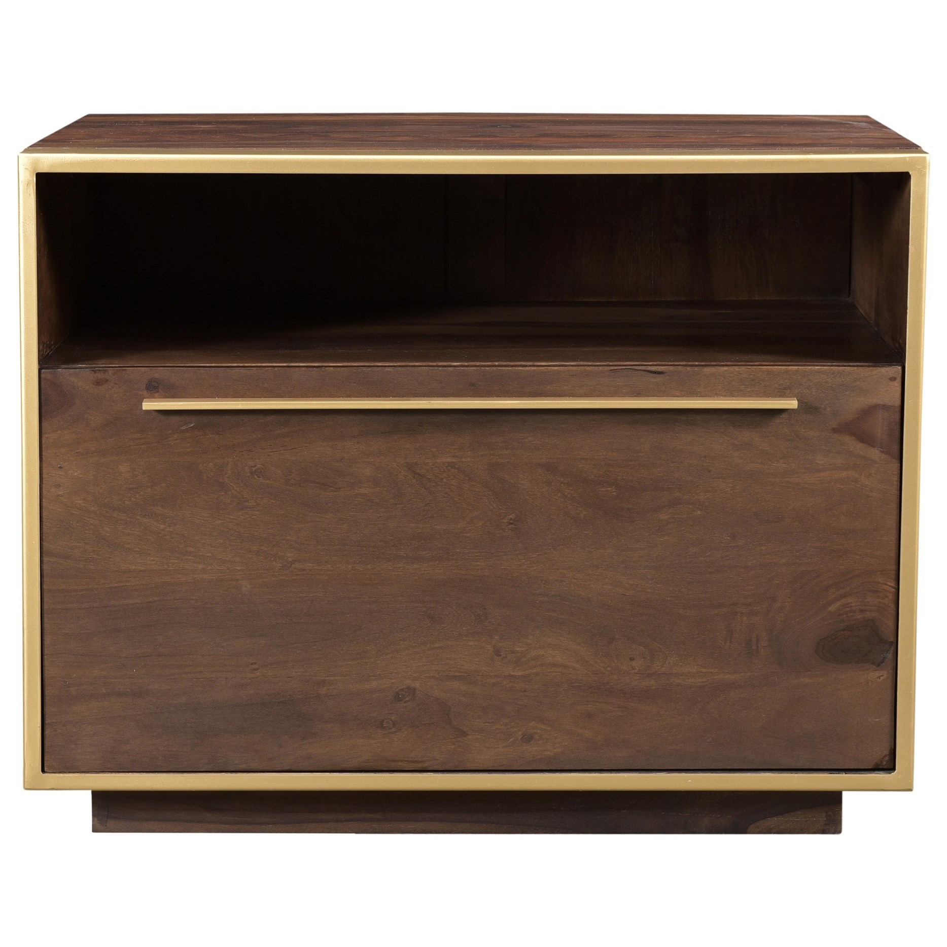 Focus Nightstand by Moe's Home Collection at Stoney Creek Furniture