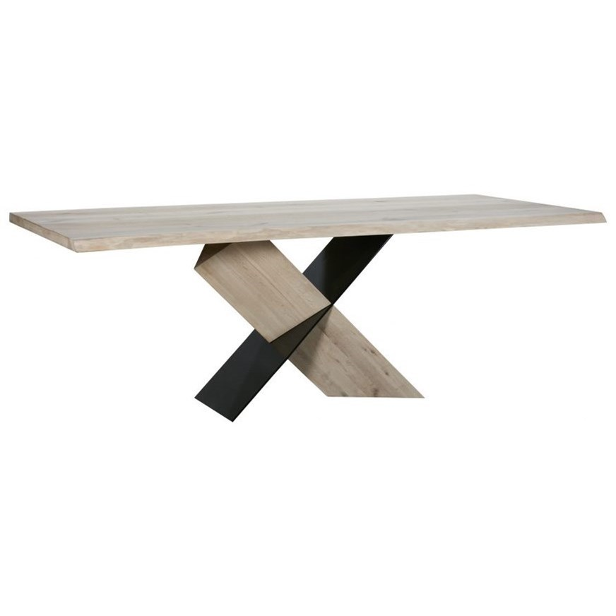 Instinct Dining Table by Moe's Home Collection at Stoney Creek Furniture