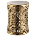 Moe's Home Collection Ionian Stool Accent Table - Item Number: XE-1015-32