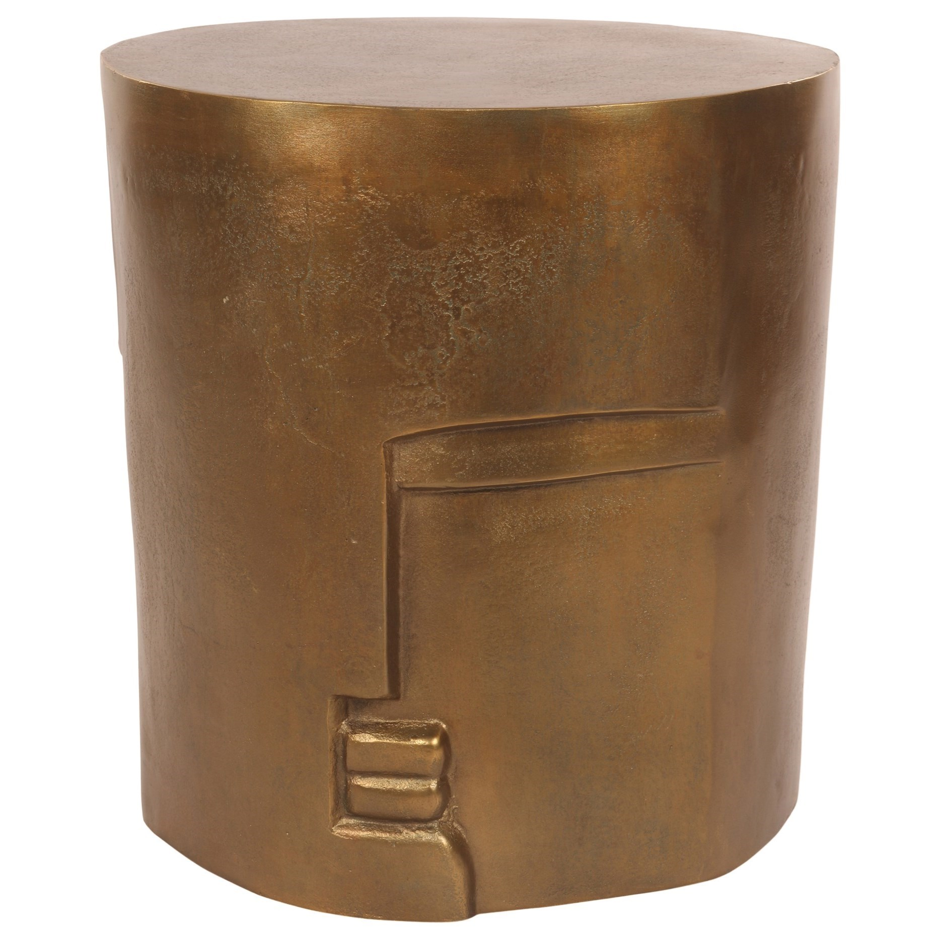 Kinsan Stool by Moe's Home Collection at Stoney Creek Furniture