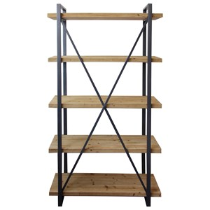 5 Level Shelf Natural
