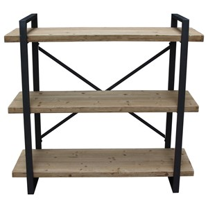 3 Level Shelf Natural