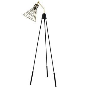 Antonello Floor Lamp - Gold