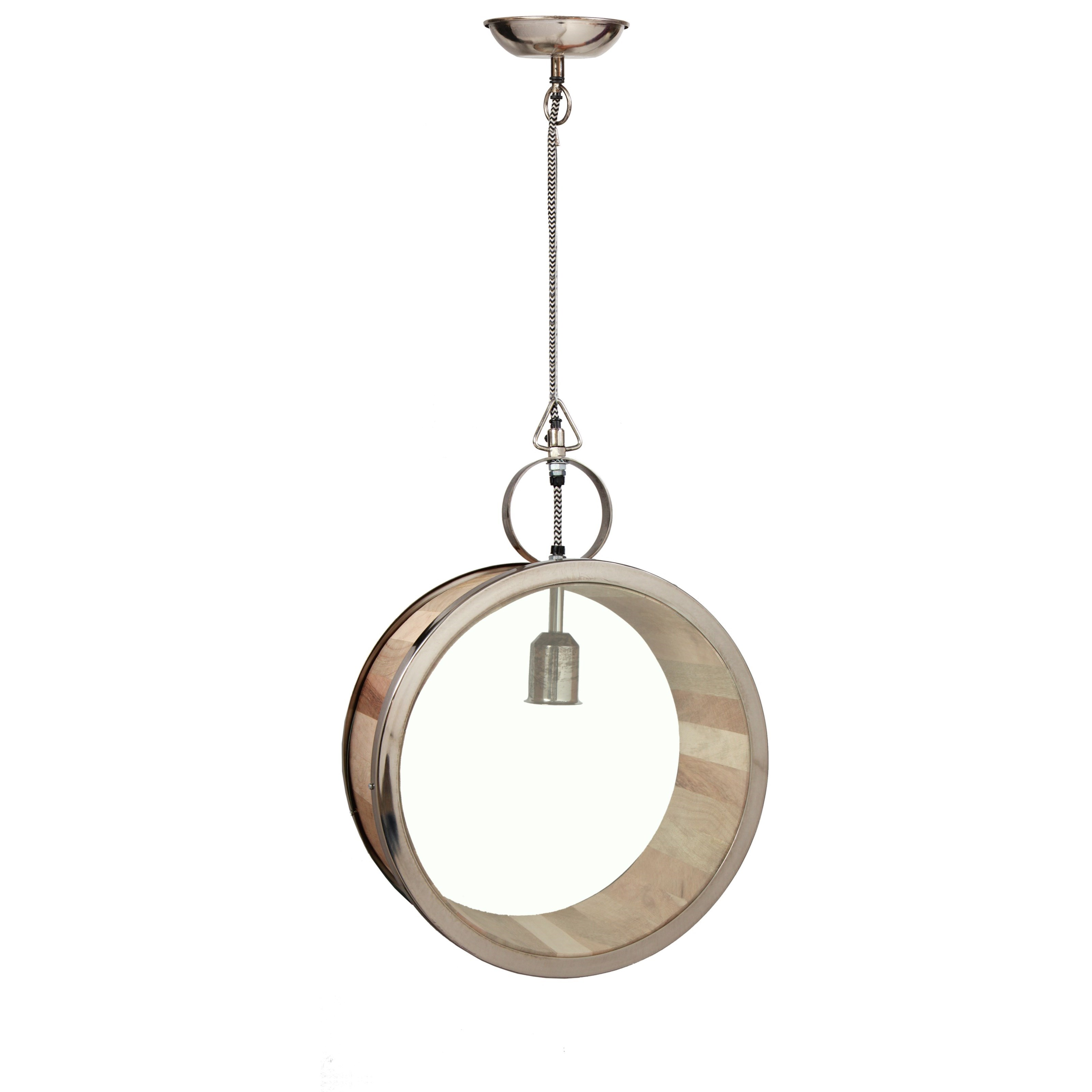 Lighting Abram Pendant Lamp Glass by Moe's Home Collection at Stoney Creek Furniture