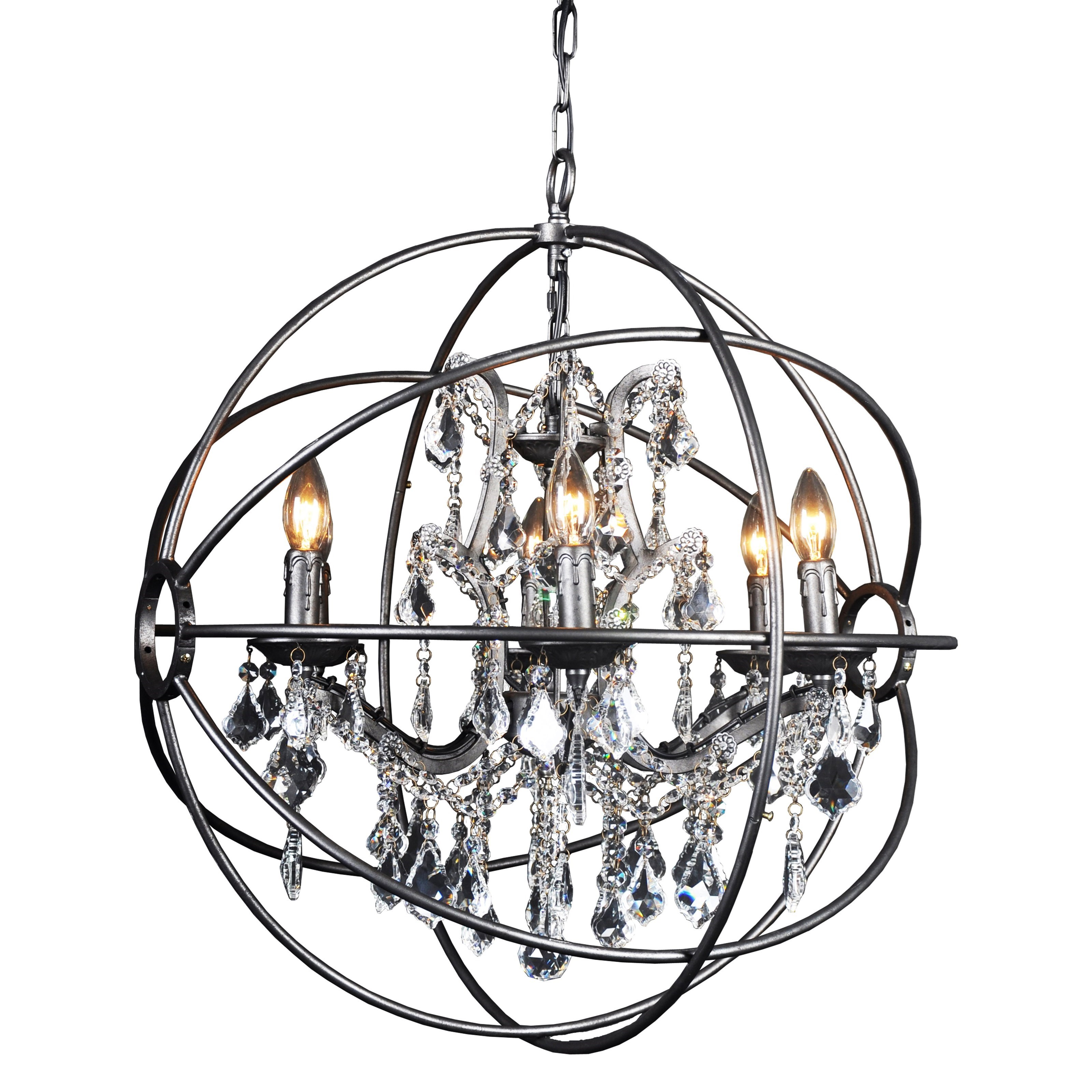Lighting Adelina Pendant Lamp -  Large by Moe's Home Collection at Stoney Creek Furniture