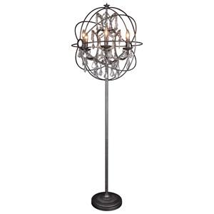 Moe's Home Collection Lighting Adelina Floor Lamp