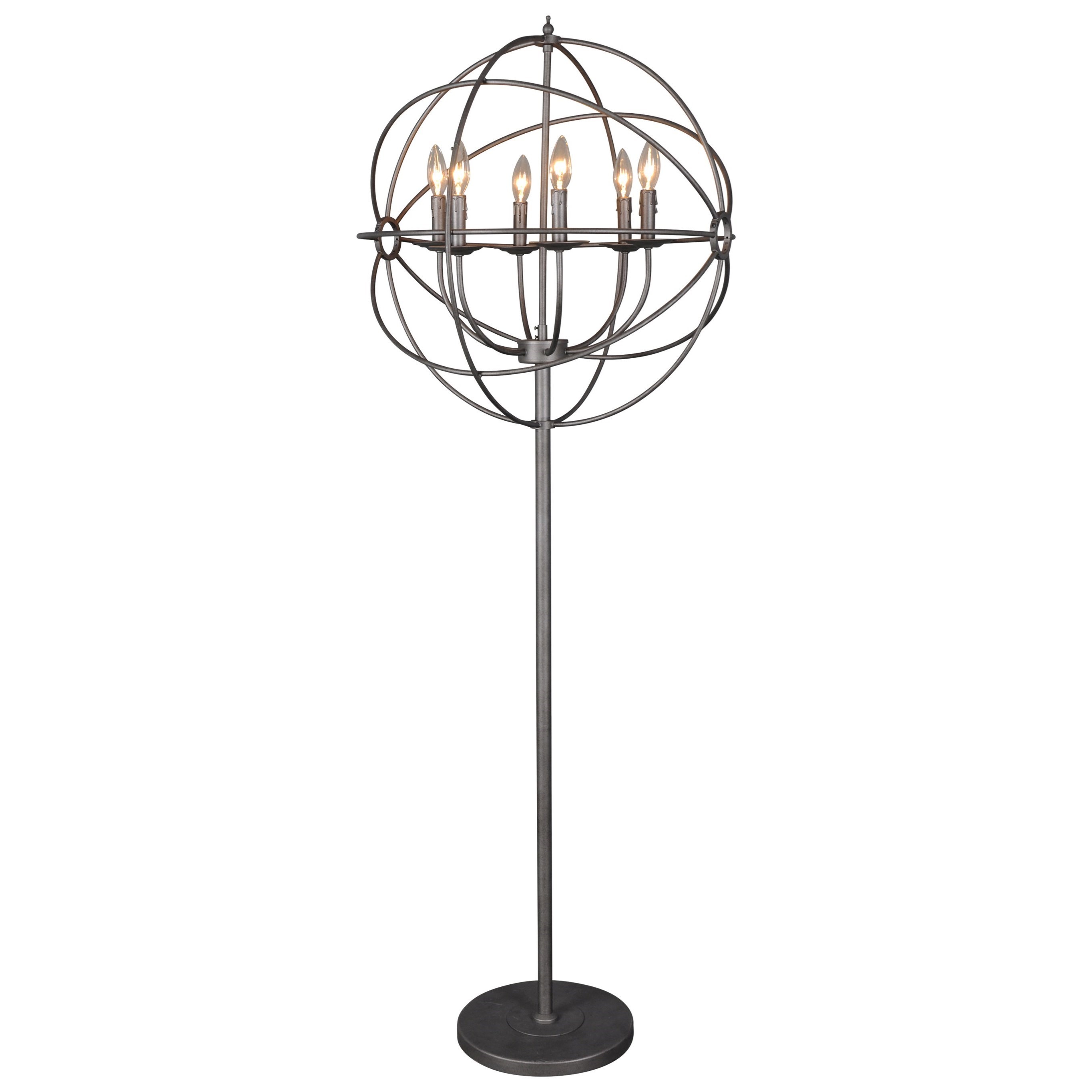 Lighting Rossana Floor Lamp by Moe's Home Collection at Stoney Creek Furniture