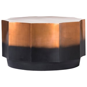 Moe's Home Collection Markus Bronze Coffee Table
