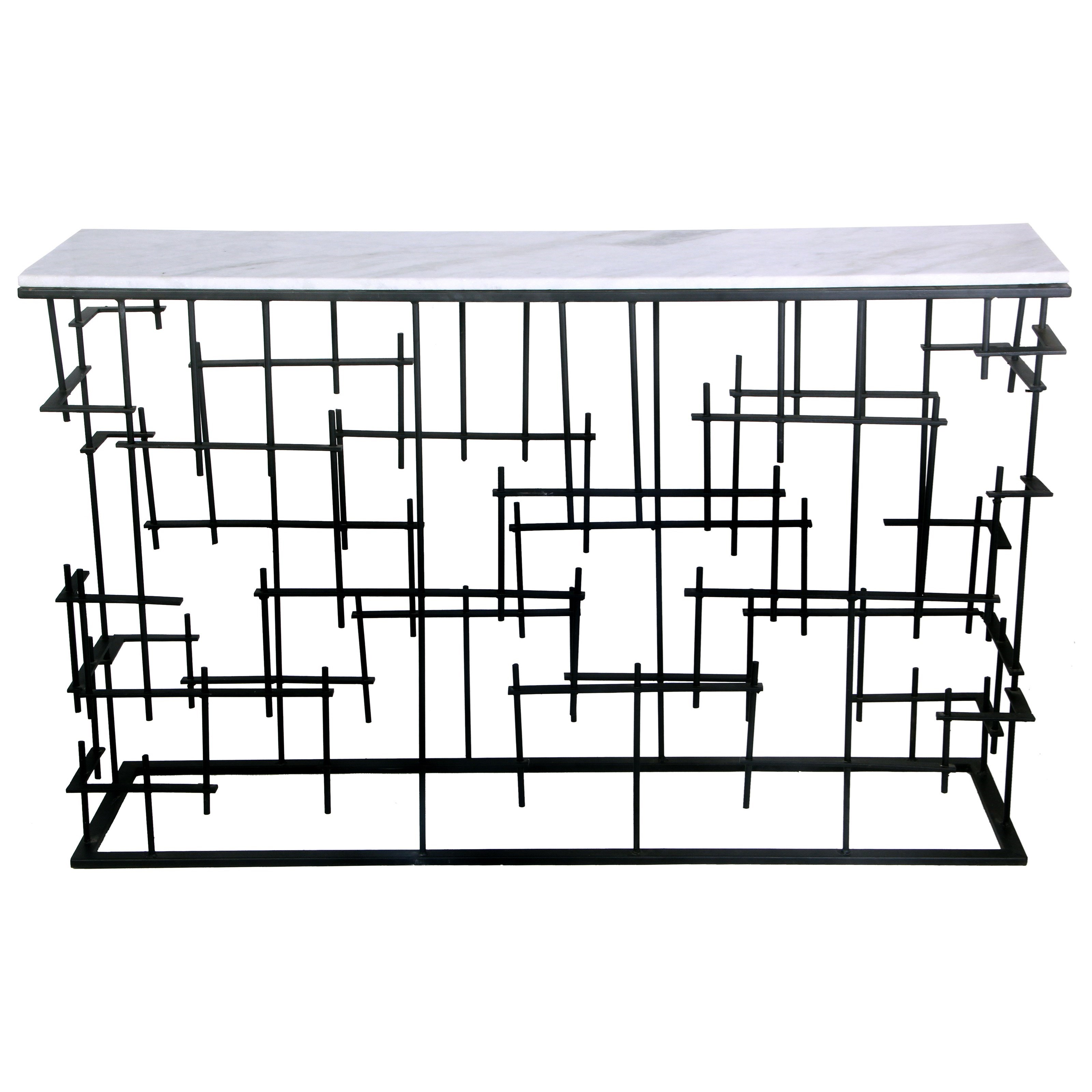 Matrix Console Table by Moe's Home Collection at Stoney Creek Furniture