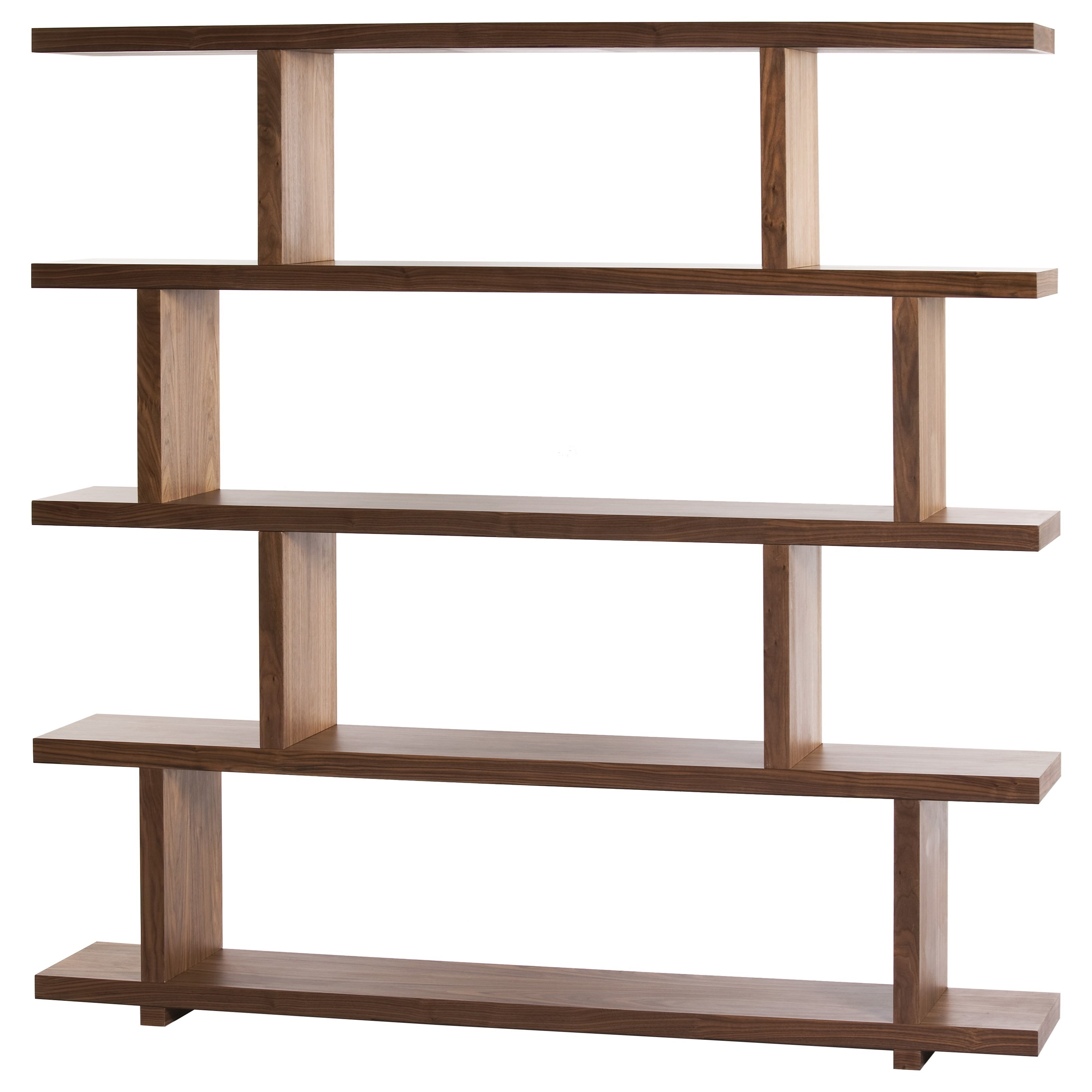 Miri Open Bookcase by Moe's Home Collection at Stoney Creek Furniture