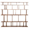 Moe's Home Collection Monument  Bookshelf - Item Number: BC-1034-03