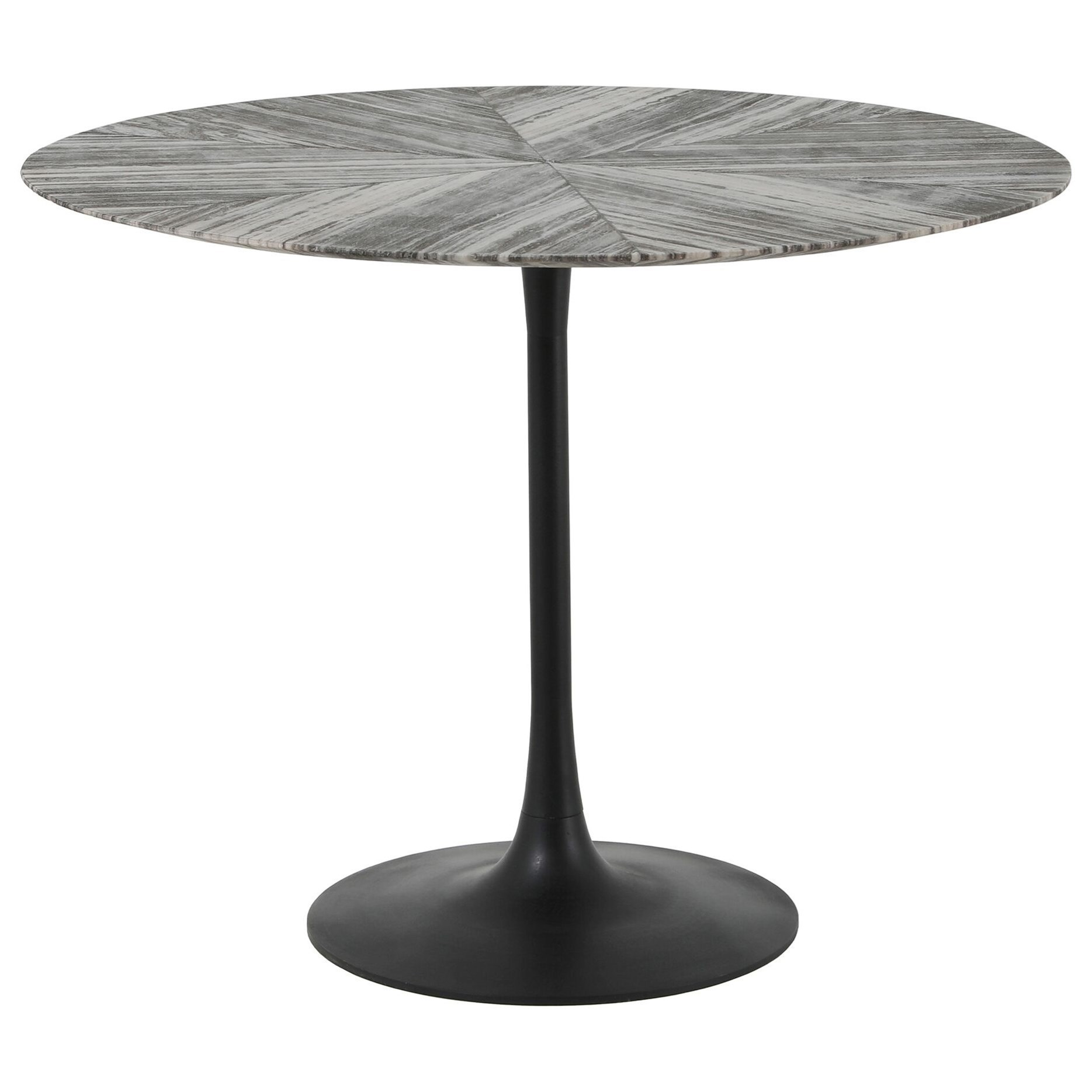 Nyles Marble Dining Table by Moe's Home Collection at Stoney Creek Furniture
