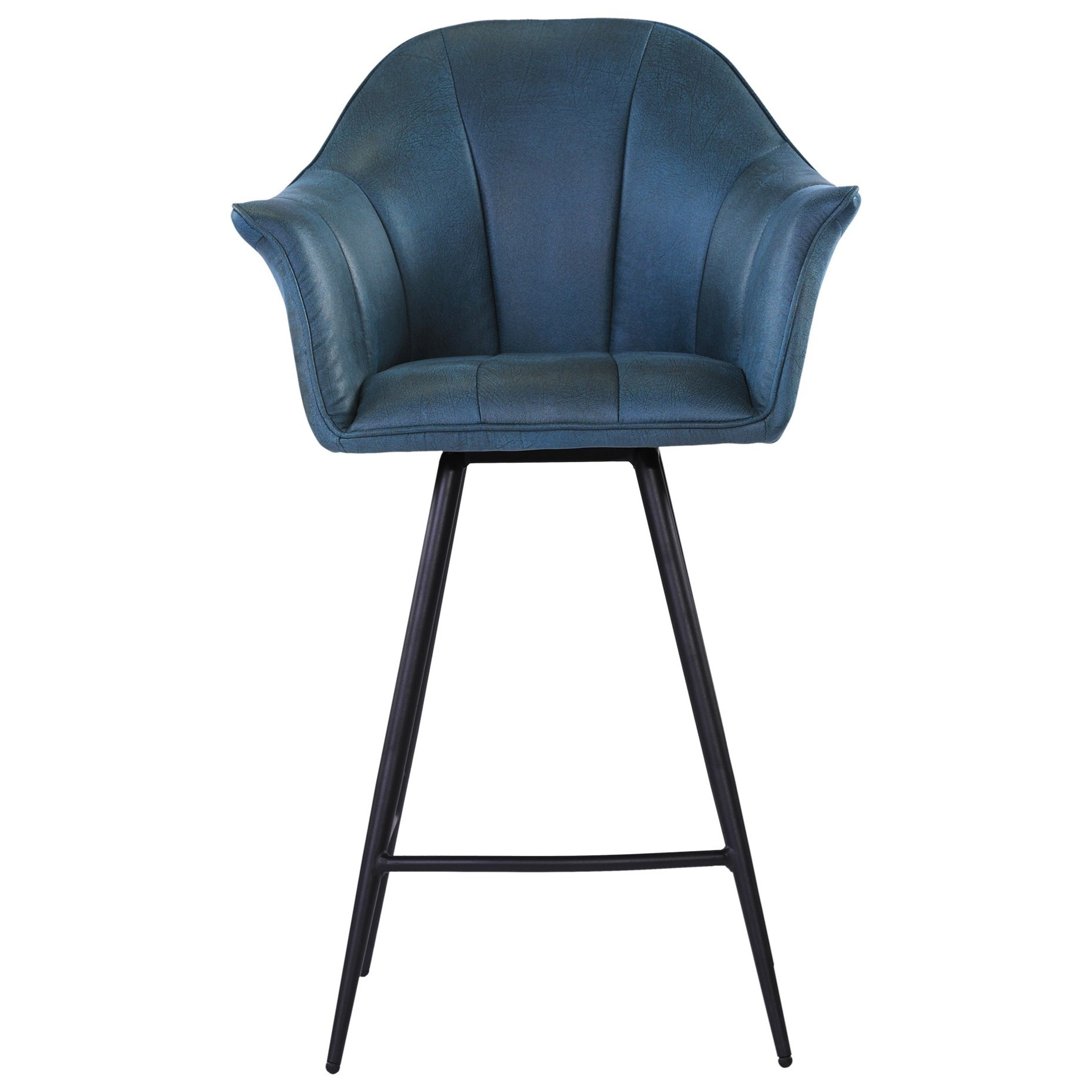 Counter Stool Blue