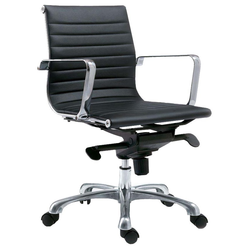 Omega Office Chair Low Back by Moe's Home Collection at Stoney Creek Furniture