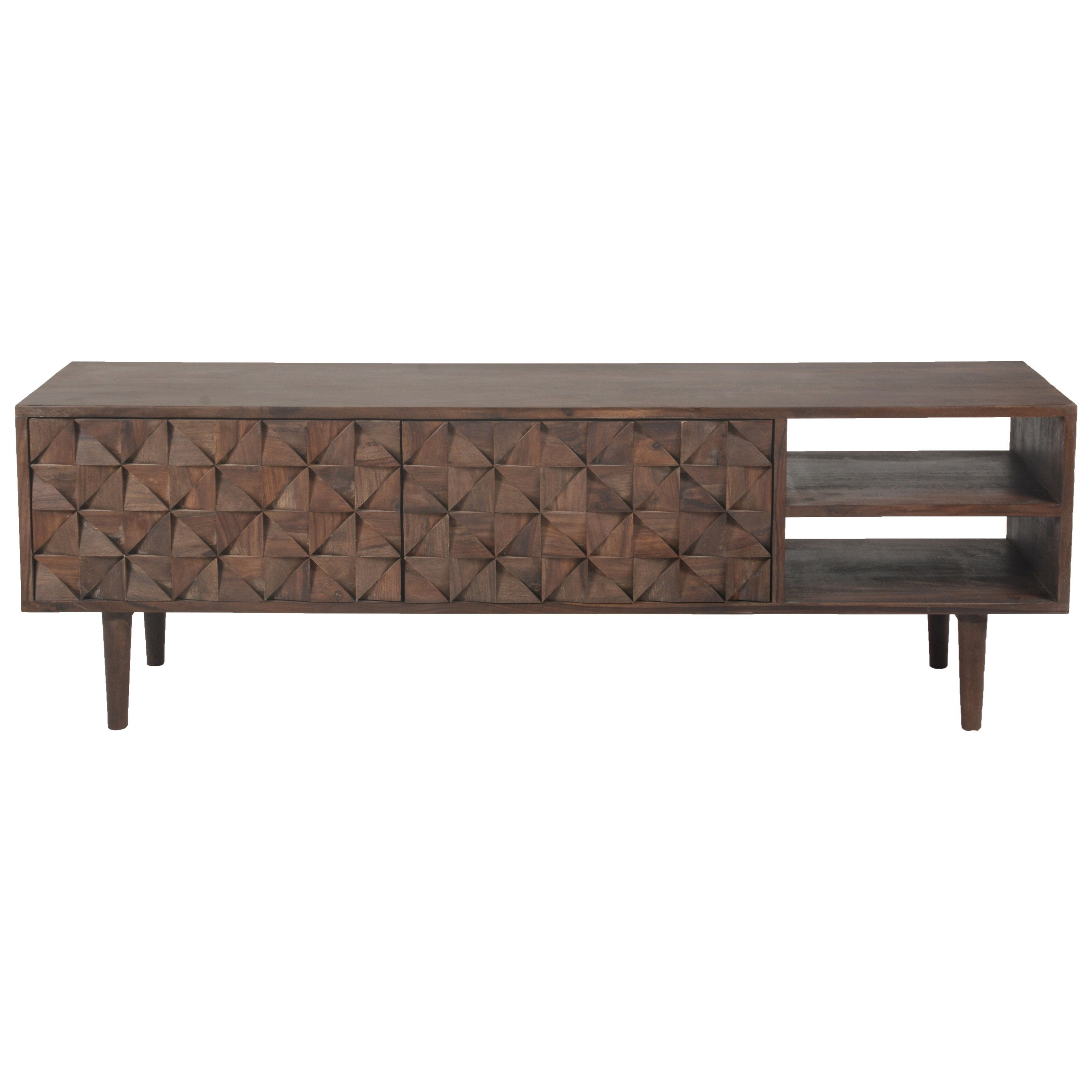 Pablo  Entertainment Unit   by Moe's Home Collection at Stoney Creek Furniture